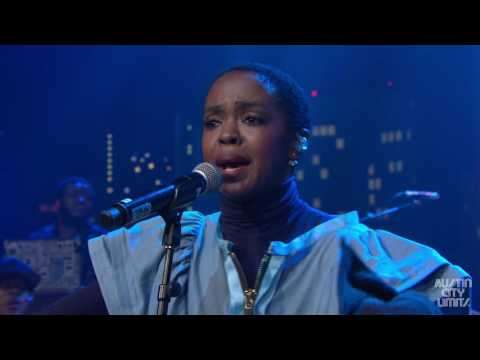 "Ms. Lauryn Hill ""Ready or Not"" on Austin City Limits"