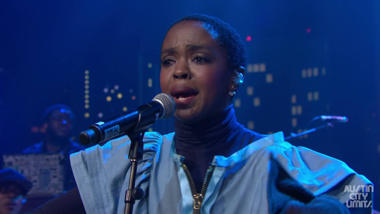 "Ms. Lauryn Hill ""Ready or Not"" on Austin City Limits - YouTube"