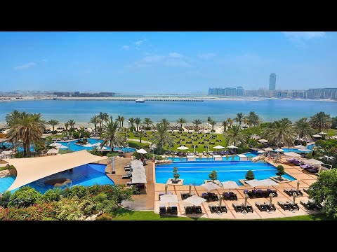 Top 10 Luxury 5-star Beachfront Hotels & Resorts in Dubai, U