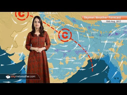 Weather Forecast for Aug 10: Rain in Lucknow, Bengaluru, Hyderabad, Delhi