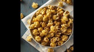Как приготовить самый вкусный попкорн!!