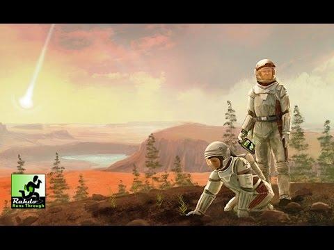 Terraforming Mars Gameplay Runthrough