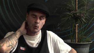 Def P & The Beatbusters interview - Def P (deel 1)
