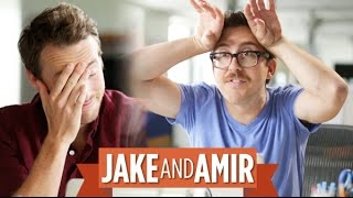 Jake and Amir: Feminist
