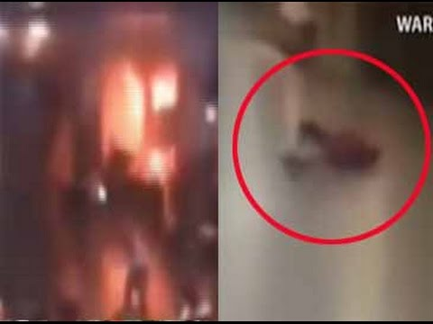 Istanbul airport blasts caught on camera