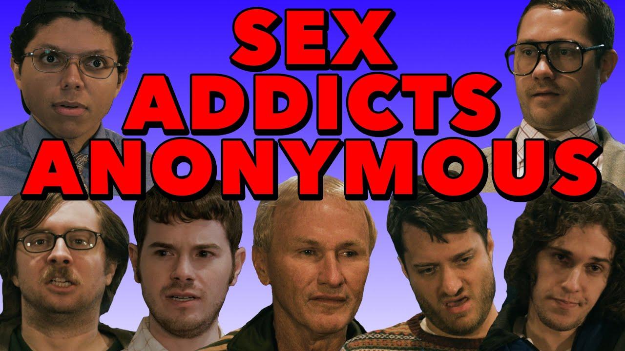 Sexual addiction meetings