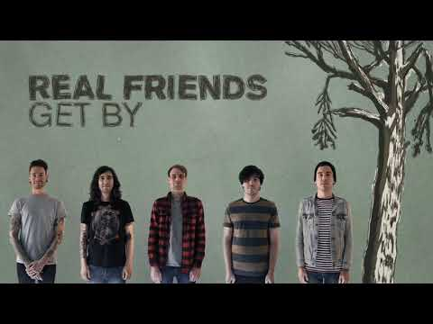 "Real Friends Releases New Song ""Get By"""