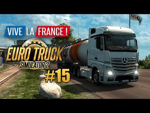 EURO TRUCK SIMULATOR 2: VIVE LA FRANCE! #15: LKW umlackieren! I ETS 2 Frankreich
