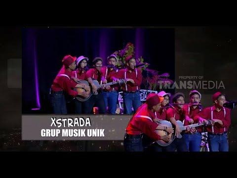 XSTRADA, Grup Musik Unik Yang Viral | HITAM PUTIH (13/07/18) 3-4