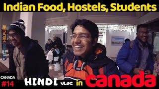 meeting Indians in Canada | Indian Food & Indian Students in HALIFAX, NOVA SCOTIA