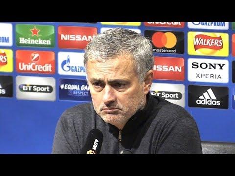 Manchester United 1-2 Sevilla - Jose Mourinho Full Post Match Press Conference - Champions League