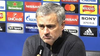 Manchester United 1-2 Sevilla - Jose Mourinho Full Post Match Press Conference - Champions League