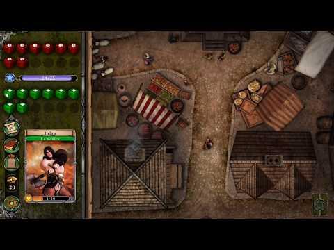 Vidéo in-game du jeu iPhone Fighting Fantasy Legends - iPhon.fr