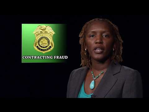 Report Fraud to Army CID's Major Procurement Fraud Unit