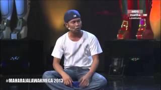 Repeat youtube video Maharaja Lawak Mega 2013 - Minggu 5 - Persembahan Sepahtu
