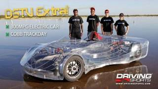 Extra! 300mpg Electric Car, GT-R Free Rides