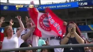 Franck Ribery Goal ~ Inter Milan vs Bayern Munich 0 2 ~ 30 7 2016 Champions Cup