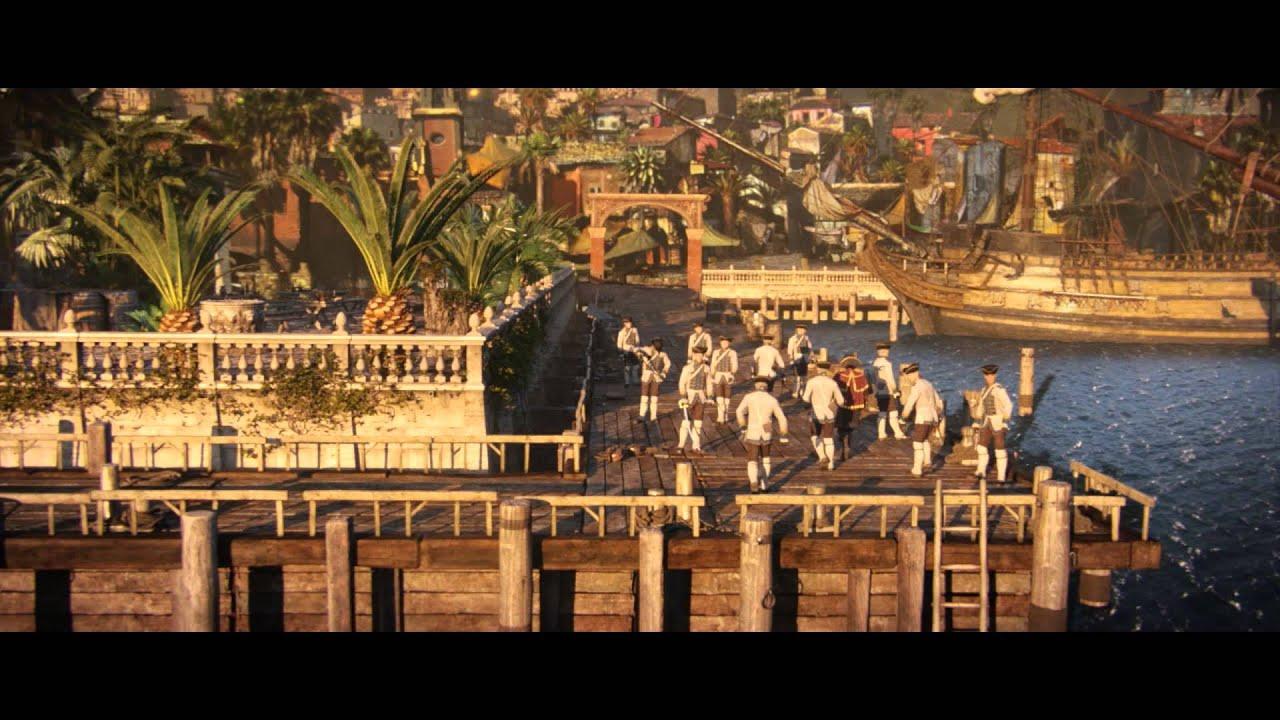 E3 Cinematic Trailer – Assassin's Creed 4 Black Flag [UK]