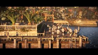 e3 cinematic trailer assassin s creed 4 black flag uk