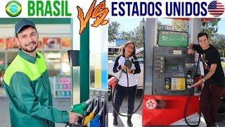 BRASIL VS ESTADOS UNIDOS! - KIDS FUN