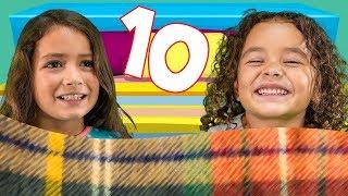 Diez en la Cama   Las Mejores Rimas Infantiles en Español   Musica para Niños