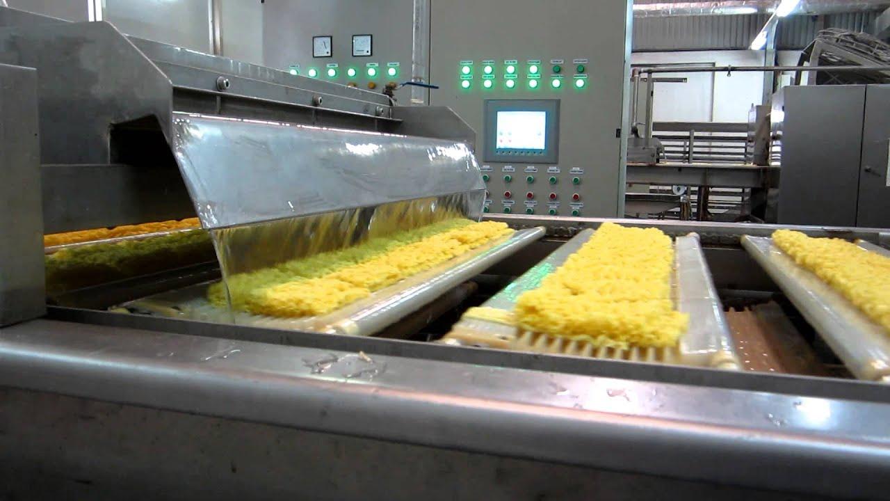 Dây Chuyền sản xuất Mì gói Made In Viet Nam, Technology of Japan ...
