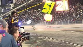 FOX8 camera captures moment of horrific Ryan Newman crash