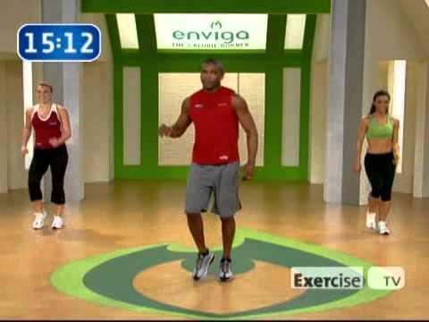 Slim Down Cardio Burn   Workout Videos by ExerciseTV