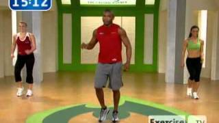Slim Down Cardio Burn   Workout Videos by ExerciseTV