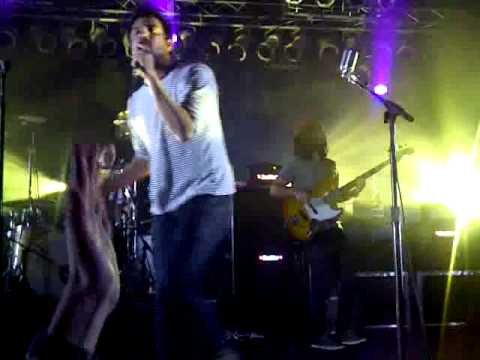 Young The Giant - 12 Fingers (SOMA 2/10/12)