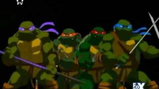 Ninja Turtles - Music Video