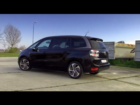 citroen grand c4 picasso youtube. Black Bedroom Furniture Sets. Home Design Ideas