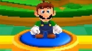 Super Mario 3D Land - Full Game with Luigi - All Special Worlds 1-8