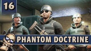 Phantom Doctrine - KGB Campaign - Part 16 - Beholder Cell Raid