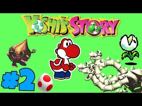 Yoshi's Story - Episode 2: Bone Dragon Pit [All Melon Run]