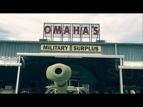 Omaha's Military Surplus, Fort Worth Tx