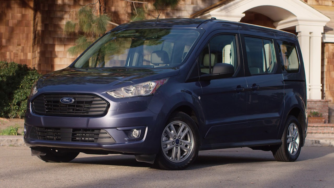 2019 ford transit connect wagon shots youtube. Black Bedroom Furniture Sets. Home Design Ideas