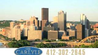 The Carlyle Condos: Downtown Pittsburgh Real Estate, Downtown Pittsburgh Condos for Sale