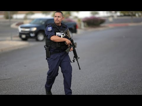 Стрельба в Техасе (Эль-Пасо) и Огайо (Дейтон). Второй за сутки массовый расстрел произошел в США