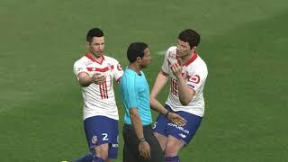 Valencia vs Lille - Pes 2017 Türkçe Spiker