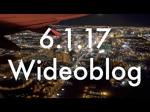 Sick of Las Vegas (literally) Lok's Wideo Blog 6.1.2017