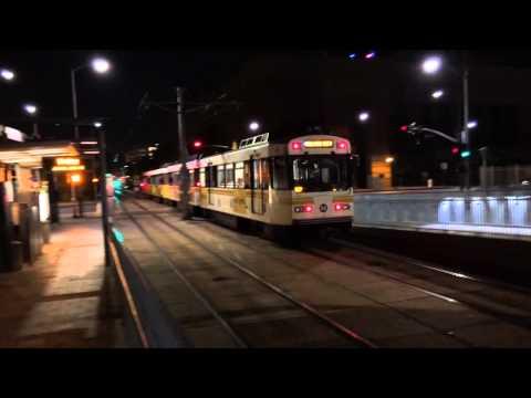LACMTA Metro Expo Line Jefferson/USC Station (December 4, 2015)