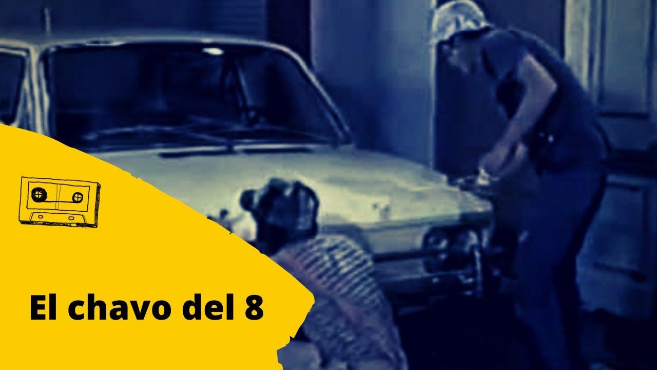 (1978) El Chavo del 8: Lavando el Carro.