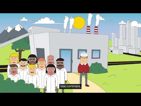 L'efficacité énergétique dans les installations industrielles