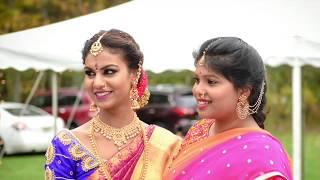 Sankeerth Mounica Housewarming Gruhapravesam వేడుక టీజర్ ముఖ్యాంశాలు Manam ఈవెంట్స్ బోస్టన్ Usa