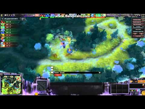 DONT FARM LIKE THIS in DOTA 2. B/\ACTb GAMEPLAY