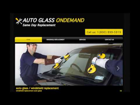 Auto Glass Replacement in Burbank   818 748 8784 Windshield Replacement Burbank