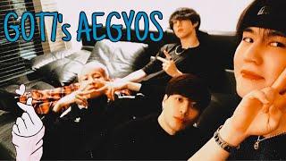Got7 And Their Struggle With Aegyos MP3