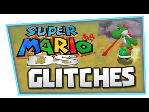 Super Mario 64 DS Glitches - Game Breakers