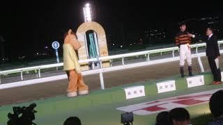 第52回東京盃 森騎手インタビュー